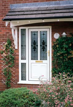 Can You Have A Glass Front Door In Domestic Property